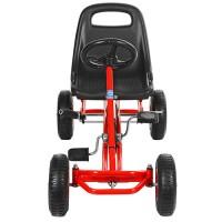 Детский велокарт Bambi М 1503-3, красный