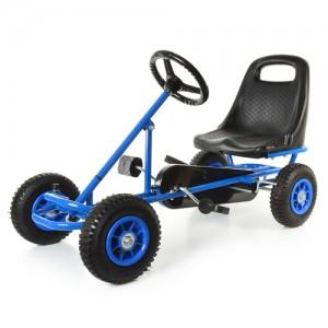 Детский велокарт Bambi М 1503-4, синий