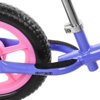 Беговел детский Profi Kids M 3437-6, розово-синий
