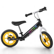 Беговел детский Profi Kids M 3440 B-8, желто-черный