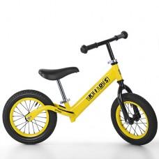 Беговел детский Profi Kids M 3844 A-2, желтый