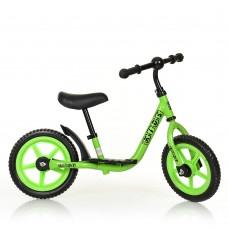 Беговел детский Profi Kids M 4067-2, зеленый