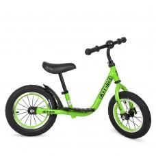 Беговел детский Profi Kids M 4067A-2, зеленый