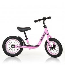 Беговел детский Profi Kids M 4067A-4, розовый