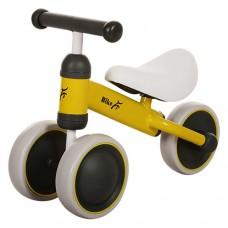 Беговел детский Profi Kids MT-02, желтый