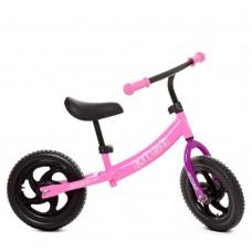 Беговел детский Profi Kids М 5457-4, розовый