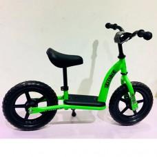 Беговел детский Profi Kids М 5455-2, зеленый