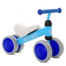 Беговел детский Profi Kids М 5462-3, голубой
