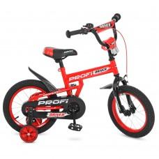 Велосипед детский двухколесный PROFI L12112 Driver, 12 дюймов, красный