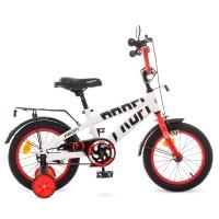 Велосипед детский двухколесный PROFI T14172 Flash, 14 дюймов, синий