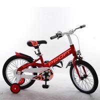 Велосипед детский двухколесный PROFI W14115-1 Original, 14 дюймов, красный