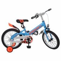 Велосипед детский двухколесный PROFI W14115-2 Original, 14 дюймов, голубой