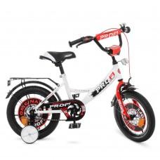 Велосипед детский двухколесный PROFI Y1445 Original boy, 14 дюймов,красный