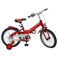 Велосипед детский двухколесный PROFI W16115-1 Original, 16 дюймов, красный