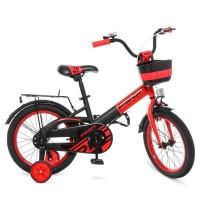 Велосипед детский двухколесный PROFI W16115-5 Original, 16 дюймов, красный