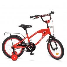Велосипед детский двухколесный PROFI Y16181 TRAVELER, 16 дюймов, красный