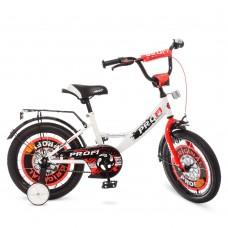 Велосипед детский двухколесный PROFI Y1645 Original boy, 16 дюймов, красный