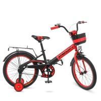 Велосипед детский двухколесный PROFI W18115-5 Original, 18 дюймов, красный