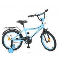 Велосипед детский двухколесный PROFI Y18104 Top Grade, 18 дюймов, бирюзовый