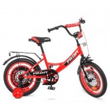 Велосипед детский двухколесный PROFI Y1846 Original boy, 18 дюймов, красный