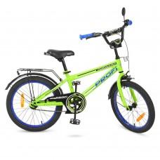Велосипед детский двухколесный PROFI T2072 Forward, 20 дюймов, салатовый