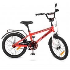 Велосипед детский двухколесный PROFI T2075 Forward, 20 дюймов, красный