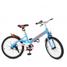 Велосипед детский двухколесный PROFI W20115-2 Original, 20 дюймов, голубой
