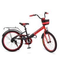 Велосипед детский двухколесный PROFI W20115-5 Original, 20 дюймов, красный