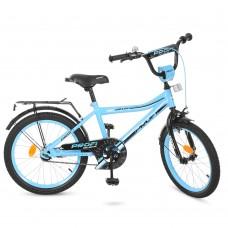 Велосипед детский двухколесный PROFI Y20104 Top Grade, 20 дюймов, бирюзовый