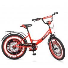 Велосипед детский двухколесный PROFI Y2046 Original boy, 20 дюймов, красный