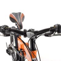 """Велосипед городской, складной Profi RIDE-B 20 дюймов,  рама 12"""", оранжевый (G20RIDE-B A20.3)"""