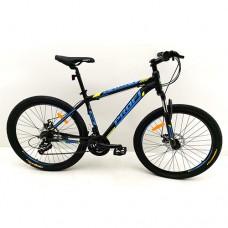 """Велосипед горный MTB Profi OPTIMAL 26 дюймов, рама 16,5"""", черный (G26OPTIMAL A26.1)"""