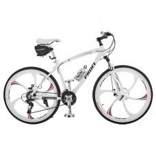 """Велосипед горный MTB Profi BLADE 26 дюймов, рама 17"""", белый (BLADE 26.1W)"""