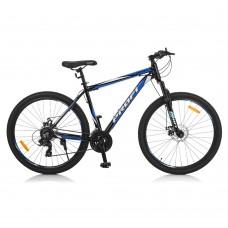"""Велосипед горный MTB Profi GRAPHITE 27,5 дюймов, рама 19"""", черно-синий (G275GRAPHITE A275.1)"""