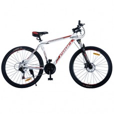 """Велосипед горный MTB Profi BASIS 27,5 дюймов, рама 19,5"""", белый (G275BASIS A275-1)"""