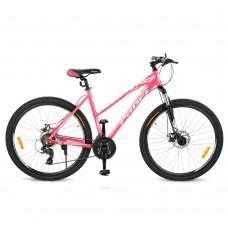 """Велосипед горный MTB Profi ELEGANCE 27,5 дюймов, рама 19"""", розовый (G275ELEGANCE A275.1)"""