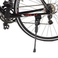 Велосипед шоссейный Profi CITY 28 дюймов, рама 53 см, черный (G53CITY A700C-1)