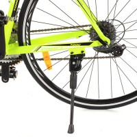 Велосипед шоссейный Profi CITY 28 дюймов, рама 53 см, салатовый (G53CITY A700C 3.1)