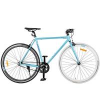 Велосипед городской Profi JOLLY 28 дюймов, рама 53 см, голубой (G53JOLLY S700C-1)