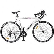 Велосипед шоссейный Profi CITY 28 дюймов, рама 56 см, белый (G56CITY A700C-2)