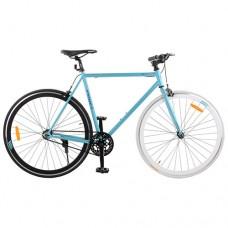 Велосипед городской Profi JOLLY 28 дюймов, рама 56 см, мятный (G56JOLLY S700C-1)