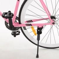 Велосипед городской Profi JOLLY 28 дюймов, рама 56 см, мятный (G56JOLLY S700C-4H)