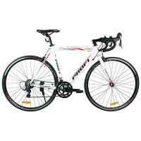 Велосипед шоссейный Profi CITY 28 дюймов, рама 58 см, белый (G58CITY A700C-1)