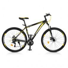 "Велосипед найнер Profi SUPREME 29 дюймов, рама 19"", черно-желтый (EB29SUPREME1.0 A29.2)"