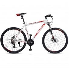 """Велосипед найнер Profi BASIS 29 дюймов, рама 19.5"""", белый (G29BASIS A29-1)"""