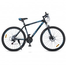 """Велосипед найнер Profi BASIS 29 дюймов, рама 21"""", черный (G29BASIS A29-2)"""
