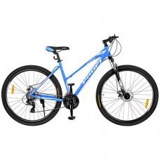 """Велосипед найнер Profi ELEGANCE 29 дюймов, рама 19"""", голубой (G29ELEGANCE A29.2)"""
