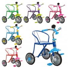 Трехколесный велосипед Bambi LH - 701 - 2, EVA колеса, микс цветов