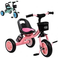 Трехколесный велосипед Turbo Trike M 3197 - M - 1, EVA колеса, микс цветов