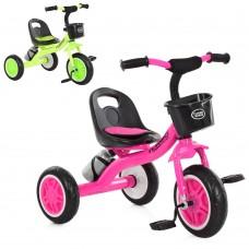 Трехколесный велосипед Turbo Trike M 3197 - M - 2, EVA колеса, микс цветов